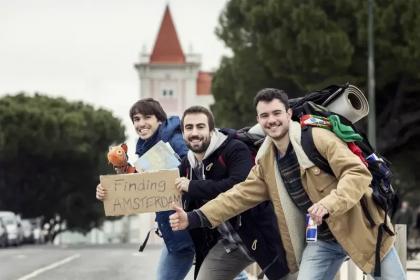 來自世界各地的隊伍將須使用Red Bull罐作為旅費,成功於7天內橫越歐洲。圖/主辦單位提供