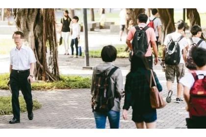 教育部受理各校申請「大專校院辦理台生因應疫情返台就學銜接專案計畫」,中興大學是第一個申請通過的學校。本報資料照片