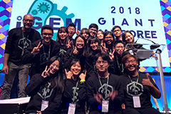 Discover the application of decomposing Dioxin NCHU won gold in iGEM Genetic Engineering Competition
