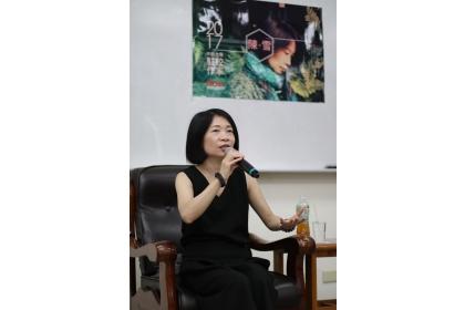 陳雪10-11月擔任興大駐校作家