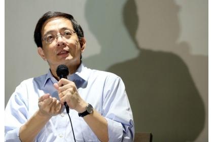 當選台大校長的國發會前主委管中閔。 圖/聯合報系資料照片