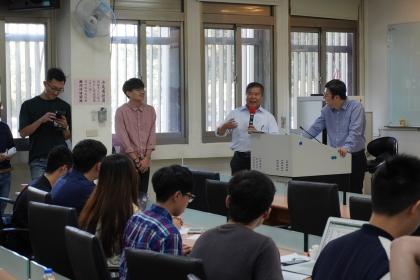 興大學生會校友會 11月2日成立