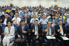 【媒體報導】食品法研討會 蔡其昌與陳時中關心食安