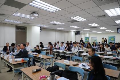 興大國際產學聯盟會員交流會  參與熱烈圓滿成功