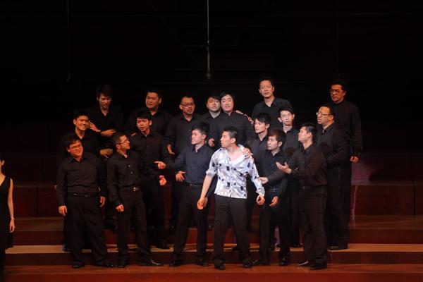 台北愛樂室內合唱團演出照片_《台北國家音樂廳演出照片二》