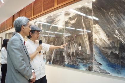 林清鏡教授介紹作品