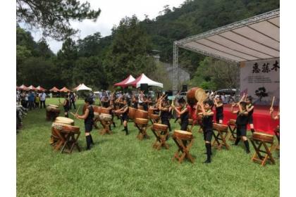 興大惠蓀林場舉辦惠蓀木文化節,將於9月21日至29日登場,邀民眾感受芬多精。(興大提供/林欣儀台中傳真)