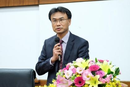 農委會代理主委陳吉仲出席論壇提到茶產業商機無限