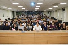 【公關組】興大與外貿協會攜手培育會展人才 增進跨域能力