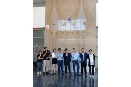 產學研鏈結中心育成推廣組輔導中科育成廠商(寰宏農業、悟智公司及恆展節能)參與衛星基地計畫,於6月10日辦理研發成果線上直播秀。
