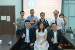 【公關組】英國雷丁大學馬來西亞分校教師蒞臨興大法律系  並參與工程法制座談