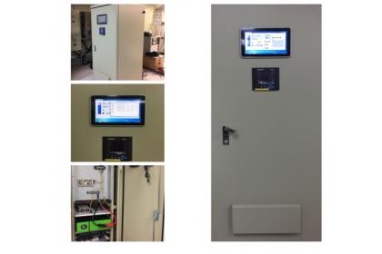 興大與昇陽電池、寰宇宏科技共同開發的48V/5kW住商用儲能型併網發電系統