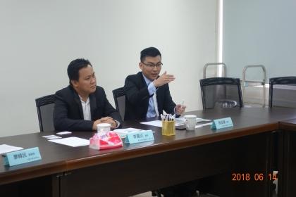 興大法律系與英國雷丁大學馬來西亞分校座談會