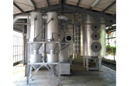 生物炭爐照片