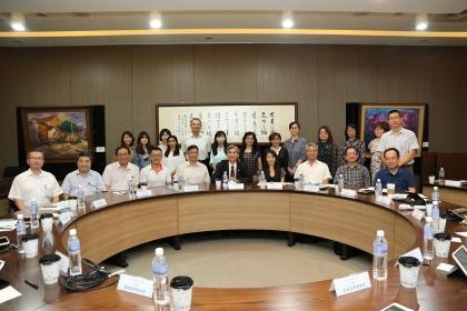 【資料照】「臺灣國立大學系統」整合11所國立大學資源,定期召開討論會。