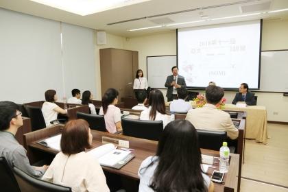 台灣經濟研究院院長林建甫開幕致詞