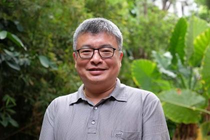 中興大學森林系特聘教授王升陽認為,森林需要保護,也需要有效利用(攝影/蔡佳珊)