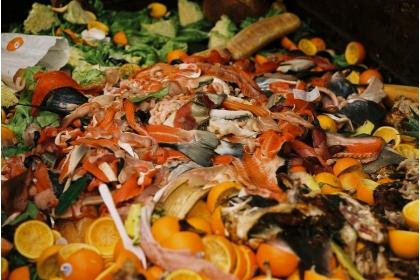 圖說:台灣每天的廚餘重量約等同25架波音747,立委吳焜裕要修《食安法》減少食物浪費。(photo_by_wikipedia)