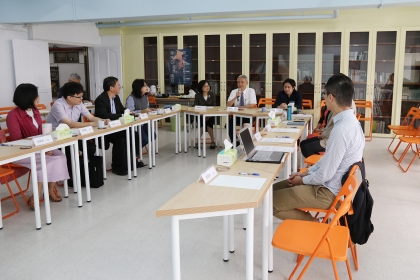 興大人社中心舉辦「東南亞/南亞:社會、歷史、人文課程工作坊」