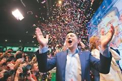 【學者評論】仇俄失靈、理性回歸 烏克蘭素人總統的勝利