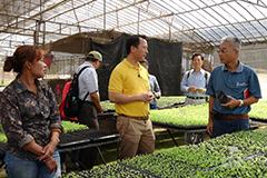 【媒體報導】泰國天賜農場 盼成台灣技術設備示範點