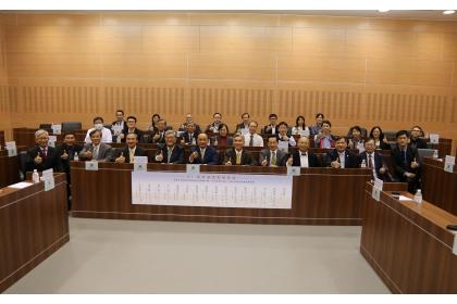 AI精準健康醫療聯盟 (簡稱AI醫盟) 今在中興大學籌備成立