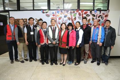 興大原住民族資源中心12月7日揭牌