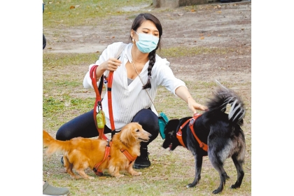寵物染疫消息不曾停歇,外加疫情干擾經濟活動,棄養氛圍更甚疫情初期(示意圖片,與新聞當事者無關)。(本報資料照片)