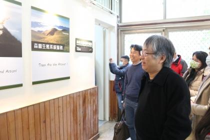 科技部林敏聰政務次長、東華大學戴興盛教授等夥伴共同參與啟動儀式
