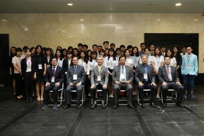 「第十一屆亞太青年事務培訓營」中南部場次7月2日一連四天在中興大學舉辦