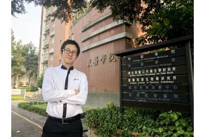 馮凌彬認為臺灣水產養殖業歷史悠久、技術純熟,具有世界第一的潛力。