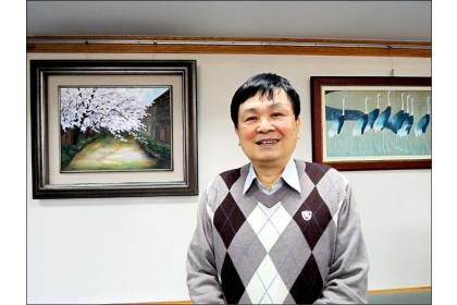 交通大學代理校長陳信宏,最重要是與企業深度合作,如交大正與企業合作打造「產學共創學院」。(資料照)