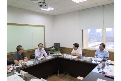 海洋委員會與興大法政學院共商培育海洋事務人才
