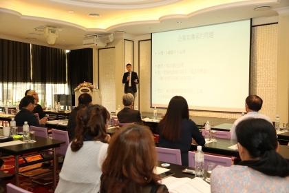 楊程鈞博士談華爾街先進投資策略