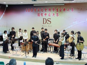 校慶音樂會_表演團體簡介_中興大學國樂社