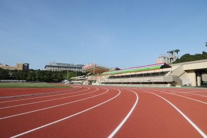 興大28日舉辦田徑場暨室外球場啟用儀式。