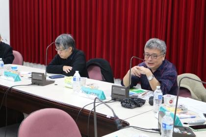 臺灣森林生態系統服務給付政策座談會正式展開,主持人興大王特聘教授升陽召集各界專家學者共同參與