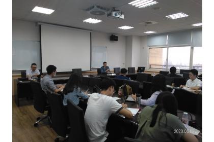 結合外交理論與實務 興大國政所與AIT學術交流