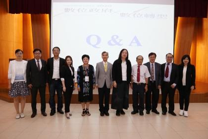興大7月10日舉辦「數位政府與數位轉型論壇」