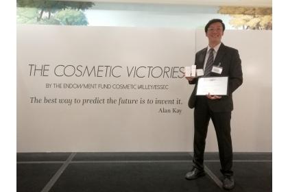 興大醫工所王惠民教授皮膚美粧品研發技術 獲國際矚目 (2)