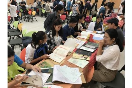 「教育理念,理念教育之相遇」地方教育輔導活動 興大熱烈登場