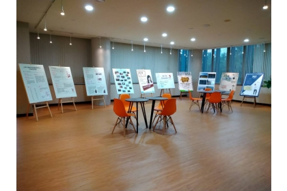 中興大學師生的新舞台 「應經藝點空間,AE Art Gallery」開幕