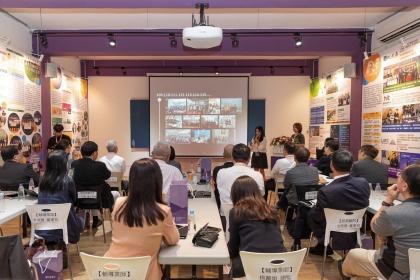 興大106年設有全台第一的「學生專屬創業基地」興創基地。