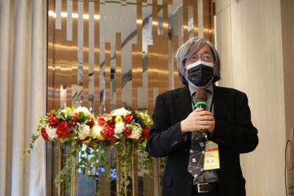 PChome詹宏志董事長分享數位價值與台灣外交。