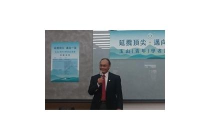 【聯合報】玉山學者杜武青回中興大學電機系任教。記者潘乃欣/攝影