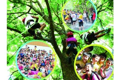 惠蓀林場「2019暑假森林探索營」 開始報名