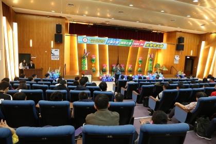 臺中市副市長林依瑩以「幸福長照in台中」為題,分享中市長照的推動情況。