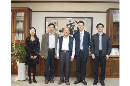 【中央社】中興大學武東星終身特聘教授蒞臨南大博雅講座