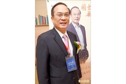 【自由時報】國家講座主持人得獎人楊長賢。
