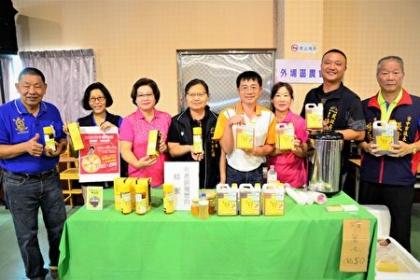 外埔區地推出的產銷履歷「蜜食」也很有特色,外埔區有許多優秀的養蜂人生產大量的台灣蜂蜜,都是經過台灣中興大學驗證中心驗證過的真蜜。(賴瑞/大紀元)